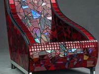 glass, tile & mosaic