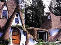 Magical Homes, Places, Fairies, And Their Houses