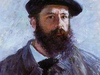 Oscar-Claude Monet 14 de novembro de 1840, Paris, França - 5 de dezembro de 1926, Giverny, França. Períodos: Impressionismo, Arte moderna.