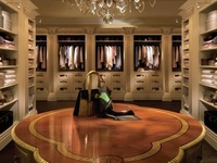 Closets, Closets, Closets (and dressing rooms too)