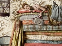 Linens, Wovens, Wallcoverings and Trim