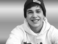 Sweet, talented, and don't forget MEGA ADORABLE!!  He's my basketball Babe & i'm Mrs. Mahone!;)