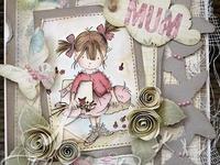 CARDS 6 LOTV/Saturated Darlings/Magnolias etc