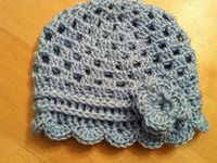 Crocheted stuff