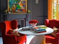 Interiors:Living Rooms