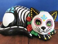 Sugar skulls crafts and other ideas...