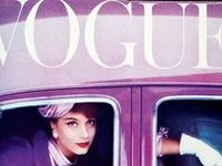 """'Vogue' is a fashion magazine, and a fashion magazine is about change."" -Anna Wintour"
