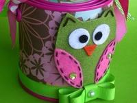 BIRTHDAY TIME (owls)