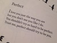 My Love.