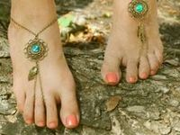 Everything you need to pamper and accessorize your feet