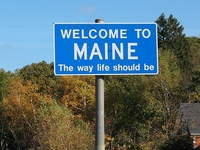 Maine- the way life should be