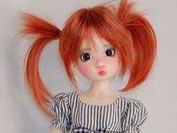 Bjd , Blythe , Cute dolls