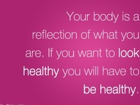 Get Movin...Be Healthy!!