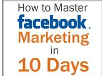 Everything to do with #FacebookMarketing. This board covers everything!