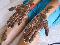 Beautiful Henna & Mehndi Designs