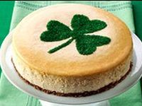 St. Patrick munchies