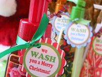 Acts & Gifts to share with teachers,neighbors, friends and family.