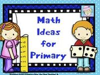 This board is filled with engaging, mostly Common Core based math activities for the primary classroom.