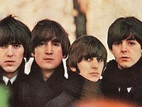I luv The Beatles and R.I.P to John Lennon and George Harrison;(