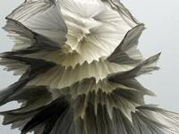 paper, cardboard sculpture