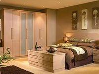 Bedroom (Brown/Green)