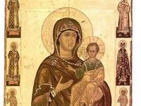 Paintings and Icons