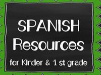 """Bilingual Education for Kindergarten - Recursos Educativos en Espanol. A board dedicated to teaching four and five year olds how to read and write in Spanish. Every basic resource from """"el abecedario"""" to """"silabas"""" to you name it!"""