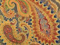 patterns -  paisley
