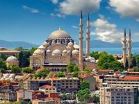 Turkey is a contiguous transcontinental parliamentary republic, with its smaller part in Southeastern Europe and its larger part in Western Asia.  Turkey is a democratic, secular, unitary, constitutional republic with a diverse cultural heritage. The vast majority of the population is Muslim. Turkey is a member state of the Council of Europe, NATO, OECD, OSCE and the G-20 major economies.