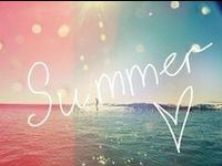 Honestly it could be summer year round and I'd be perfectly happy! ☼ ☀ ☼ ☀ ☼ ☀ ☼ ☀