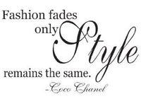 Fashion DESIGNERS....
