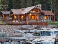 Camping / cabins