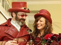 Inspiration for your Steampunk Wedding