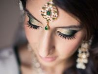 Just a small glimpse into my obsession with south asian brides(: