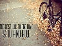 Religion & Jesus. My life:)