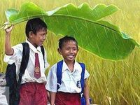 Everyone smiles in the same language.