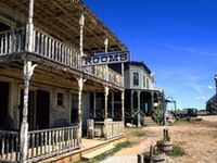 Abandoned towns in the past mostly in the mining towns but many other places too. Abandoned and spooky and some haunted,