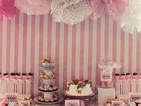Bridal Shower and Bachelorette Party
