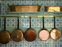 La Fuente offers canisters, Talavera and accessories to assist you in creating your very own Hacienda Kitchen design.  http://www.lafuente.com/Search/?search=kitchen