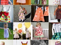 Sewing-inspiration for Ella's, Margots, Jelskes clothes, toys, ... - patterns - tutorials