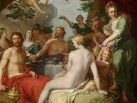 Abraham Cornelisz. Bloemaert (Gorinchem, 25 dec 1564 – Utrecht, 27 jan 1651) kwam rond 1575 naar Utrecht. In 1617 kocht hij een huis aan het Mariakerkhof. In 1690 woonde zoon Frederick daar. Abraham tr. (2) Gerarda de Roy (begr. dec. 1648). Hun vier zonen Hendrick, Frederick, Cornelis en Adriaen werden ook kunstenaar. Hendrick  (Utrecht, 1601/2 - begr. 30 dec 1672) woonde in de Jofferstraat (Springweg, tussen Lange Smeestraat en Geertekerkhof). Hij tr. Margaretha van der Eem.