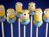 Minions birthday party....