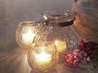 Creative ideas involving candles.