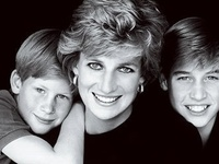 I have always had a fascination with the British Royal Family.  I used to read everything about them in the papers while growing up in the UK and so badly wanted to attend the wedding of Charles and Diana.  One of the worse days of my life was when Diana died - she was a big loss for the world - such a wonderful person, very kind, and generous.  She was born to be a Princess, yet sadly taken away from us at such an early age.  This board is mostly dedicated to Diana - to keep her memory alive.