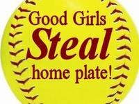Softball Diamonds are a girls best friend