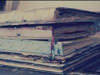 journals, sketchbooks & mail art