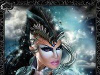 Transformation Drag Makeup Nina Flowers