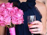 Pink & Navy
