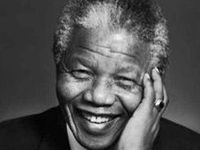 R.I.P.  Madiba, December 5, 2013.  Our world has lost a good, good man.  Peace.  Bless your soul.  46664.   DB