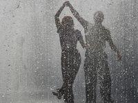 Regn, rusk & mys
